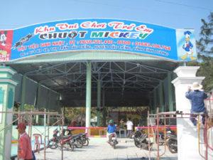 Chuot Mickey - Binh Duong