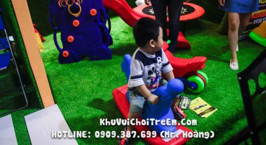 khu vui chơi trẻ em
